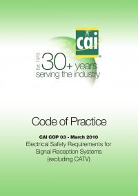 code of practice 03 cai electrical safety march 2010 phpJ6AzHk