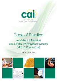 codes of practice jan 2019 terrestrial satellite